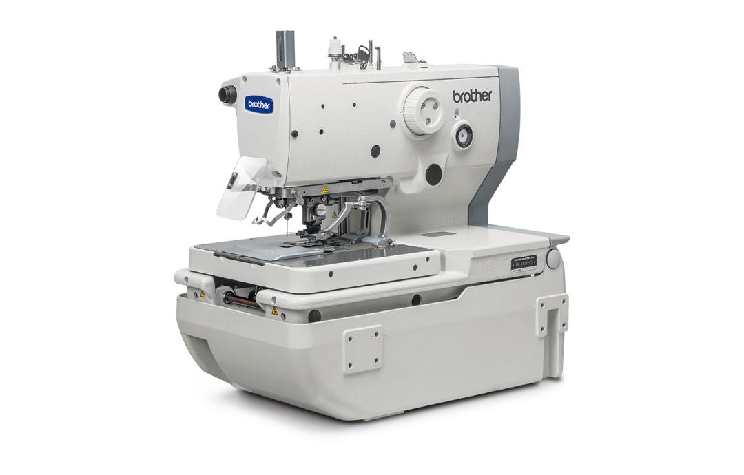 BROTHER RH9820 tööstuslik silmaga nööpaugumasin