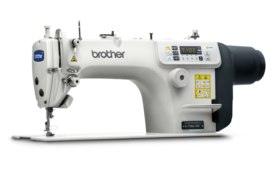 BROTHER S7100A - valgel taustal
