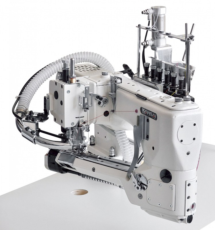 KANSAI-SPECIAL flat-lock masinad